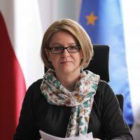 """Gościem """"Sedna sprawy"""" była Agnieszka Kozłowska-Rajewicz Sekretarz stanu, pełnomocnik rządu ds. równego traktowania"""