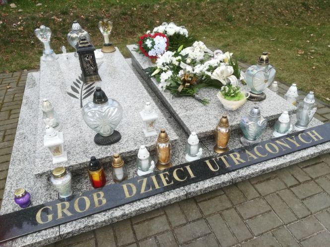 Grób Dzieci Utraconych w Szczecinku