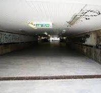 Przejście podziemne przy dworcu kolejowym w Koszalinie już otwarte