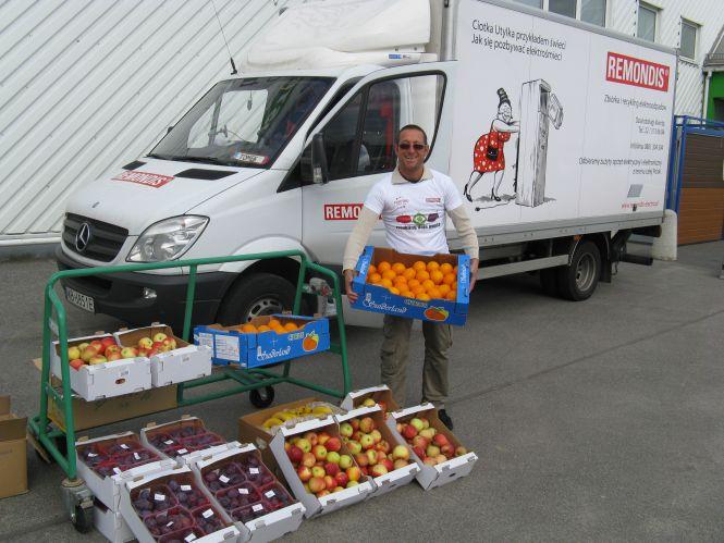 fot. Recykling daje owoce