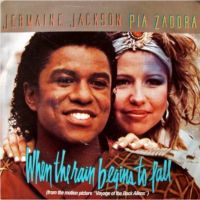 When The Rain Begins To Fall - Jermaine Jackson, Pia Zadora